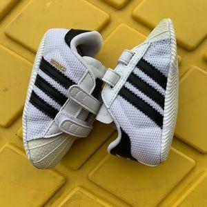 Baby Adidas Superstar Sneakers